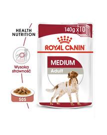 ROYAL CANIN Medium Adult 10x140 g