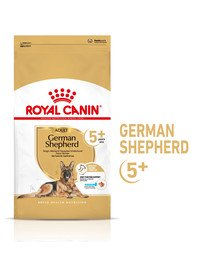ROYAL CANIN German Shepherd Adult 5+ 12 kg  sausas maistas suaugusiems vokiečių aviganiams, vyresniems nei 5 metai