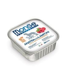 MONGE Fruit Dog Monoprotein Antis su avietėmis 150 g