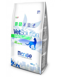 MONGE Vet Solution Diabetic 400g