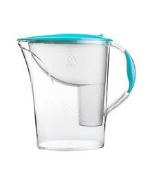 DAFI Atria vandens filtravimo ąsotis2,4 l + 2 filtrai metinis