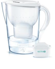BRITA Marella XL Maxtra+ vandens filtravimo ąsotis  3,5 l baltas