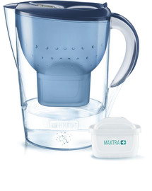 BRITA Marella XL Maxtra+ vandens filtravimo ąsotis 3,5 l mėlyna