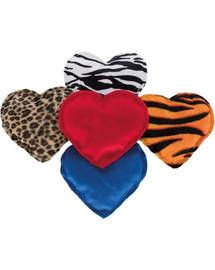 TRIXIE Pliušinė  širdis, su valerijonu katėms 14 cm