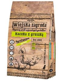 WIEJSKA ZAGRODA Antis su kriaušių maistas didelių veislių šunims