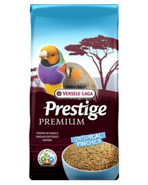 VERSELE-LAGA African Waxbills 20kg  maistas egzotiniams Afrikos paukščiams (astrilidams, vienuolėms)