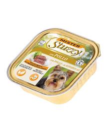 STUZZY Mister Dog su vištiena 150 g