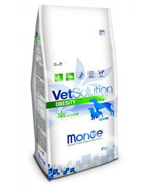MONGE Vet Solution Dog Obesity 2 kg