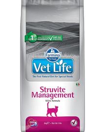 FARMINA Vet Life Struvite Management Cat 10 kg