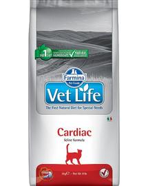FARMINA Vet Life Cat Cardiac 10 kg