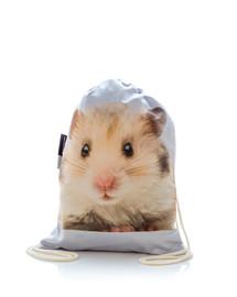 FERA Kuprinė - maišas su spauda  Žiurkėnas