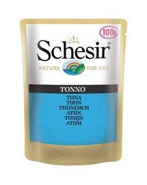 SCHESIR tunas papildomas maistas katėms 50 g