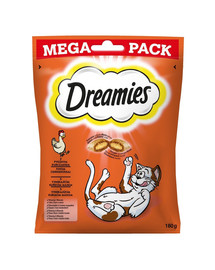 Dreamies Mega su vištiena 180 g