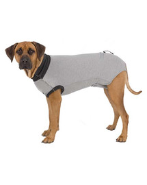TRIXIE Apsauginė šunų apranga, pilka XL: 70 cm