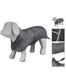 Trixie paltas Prime L 62 cm pilkas