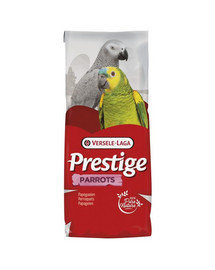 VERSELE-LAGA Prestige Parrots D 15 kg maistas didelėms papūgoms, su daug saulėgrąžų