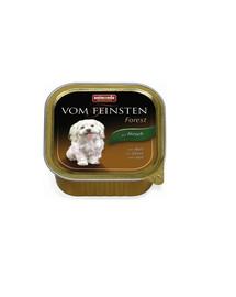 ANIMONDA Vom Feinsten Forest rinkinys su elniena 5 x 150 g