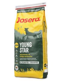 JOSERA Junior Youngstar Grainfree 5 x 900 g šuniukams (4 + 1 NEMOKAMAI)