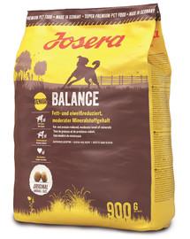 JOSERA Dog Balance vyresniems šunims 5 x 900 g (4 + 1 NEMOKAMAI)
