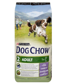 PURINA Dog Chow Adult ėriena 28 kg (2 x 14 kg)