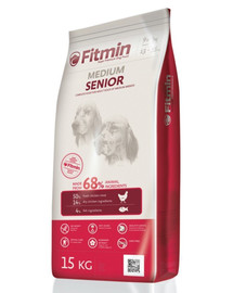 FITMIN Medium senior 30 kg (2 x 15 kg)