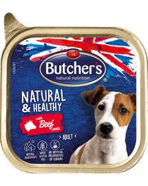 BUTCHER'S Gastronomija su jautienos paštetu 150 g 4 + 1 NEMOKAMAI