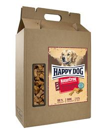 HAPPY DOG NaturCroqMini Bones Truthahn užkandis mažiems šunims 5 kg