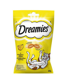 DREAMiES Sūris 60 g 3 + 1 NEMOKAMAI
