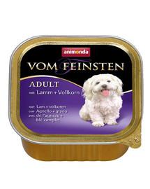 ANIMONDA Vom Feinsten Menue rinkinys su ėriena ir grūdais5 x 150 g