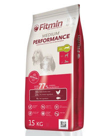 FITMIN Medium performance 30 kg (2 x 15 kg)