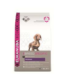 EUKANUBA Adult Breeds Specific Dachshund Chicken 15 kg (2 x 7.5 kg)