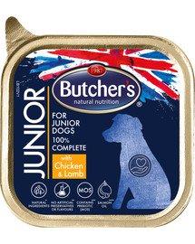 BUTCHER'S Gastronomia Junior vištienos paštetas 150 g 4 + 1 NEMOKAMAI