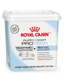ROYAL CANIN Puppy Pro Tech Dog 1,2 kg pilnas porcijos pieno pakaitalas šuniukams iki 2 mėnesių amžiaus