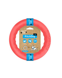 PULLER Pitch Dog pink 20` ring šuniui rausvas 20 cm