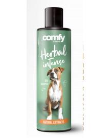 COMFY Herbal Intense Dog Shampoo 250 ml raminamasis šampūnas šunims