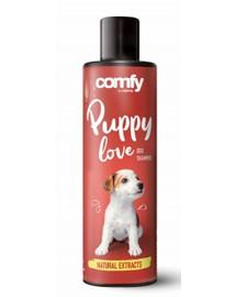 COMFY Puppy Love Dog shampoo šampūnas šuniukams 250 ml