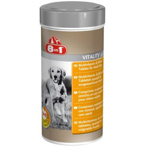 Vitaminai ir papildai šunims