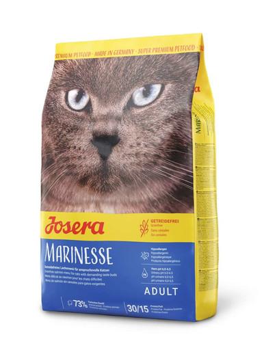JOSERA Cat Marinesse maistas hipoalergiškas 10 kg + 2 NEMOKAMI paketėliai