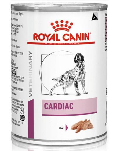 Royal Canin Dog Cardiac Canine konservai 410 g
