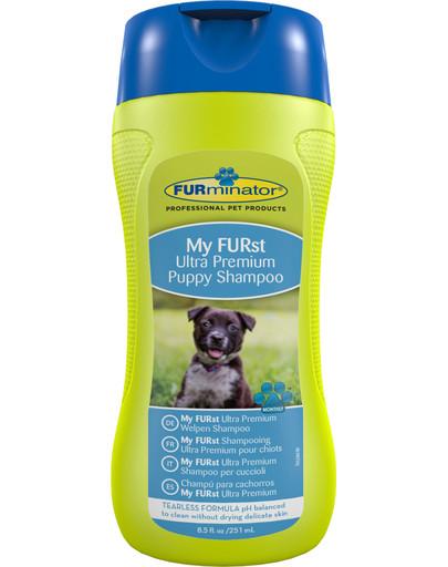 Furminator My FURst Ultra Premium šampūnas šuniukams 250 ml