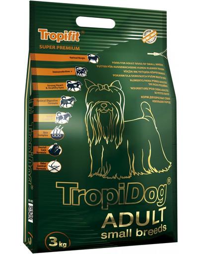 TROPICAL Tropidog adult small breeds worek 3 kg