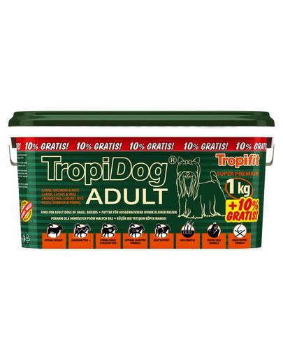 TROPICAL Tropidog adult small breeds wiaderko 3l / 1.1 kg
