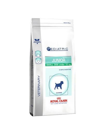 ROYAL CANIN Vcn junior small dog - 0.8 kg