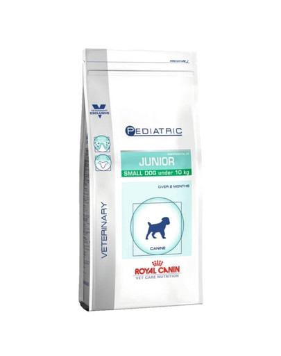 ROYAL CANIN Vcn junior small dog - 2 kg