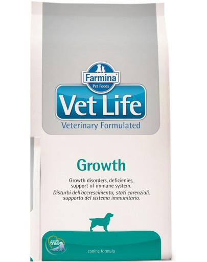 FARMINA Vet life growth dog 12 kg
