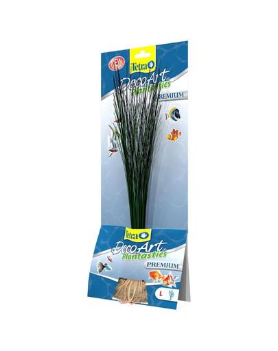 Tetra DecoArt Plantastics Premium Hairgrass 35 cm plastikinė žolė