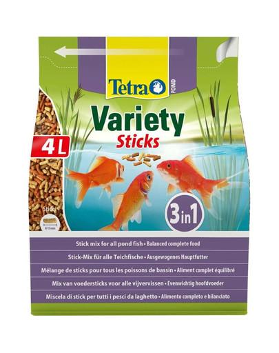 TETRA Pond Variety Sticks 4 L
