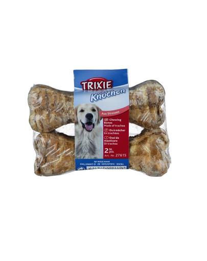 Trixie skanėstas kaulas iš džiovintos jautienos 10 cm 2 vnt. 35 g