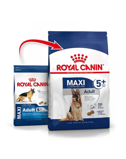 Royal Canin Maxi Adult 5+ 15 kg