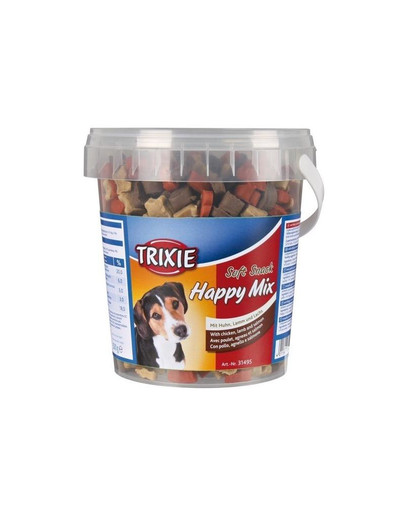 Trixie Mix minkšti skanėstai šunims 500 g